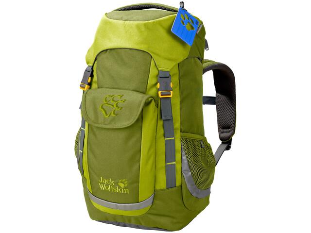 professionelles Design heiß-verkaufende Mode letzter Rabatt Jack Wolfskin Expl**** Backpack Kinder green tea